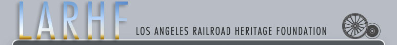 Logo Los Angeles Railroad Heritage Foundation