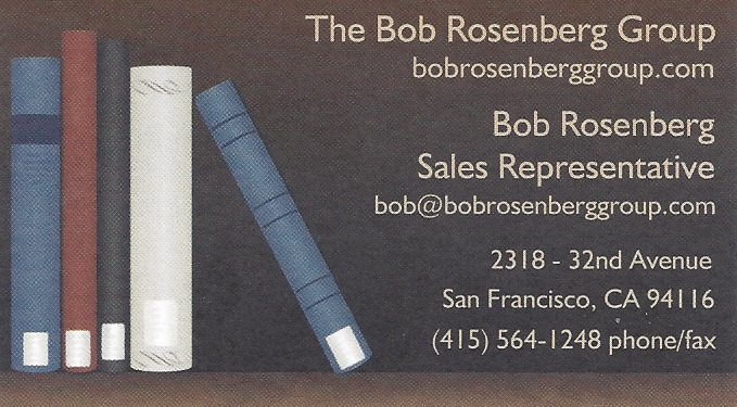 bob rosenberg group card logo