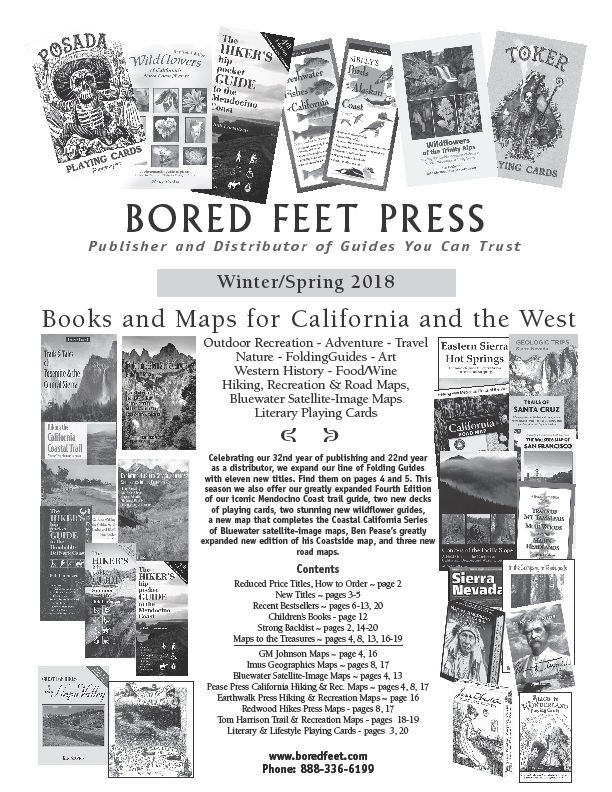 bored feet press winter spring 2018
