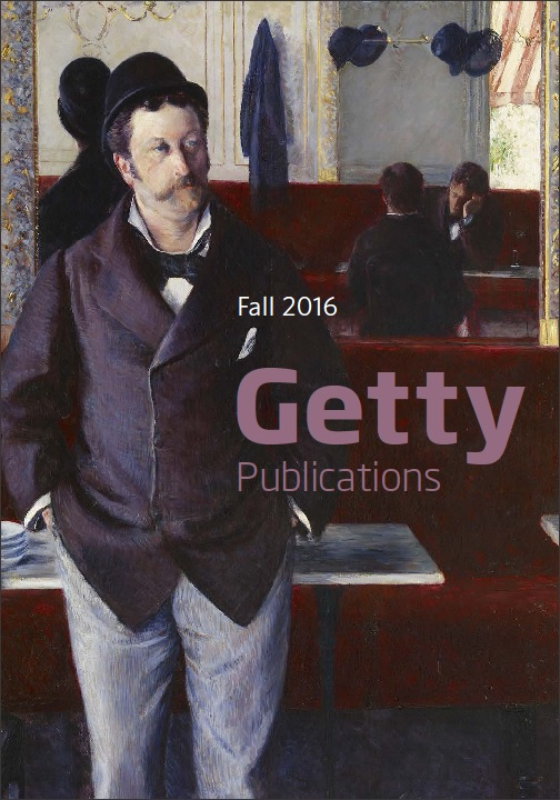 getty publications fall 2016