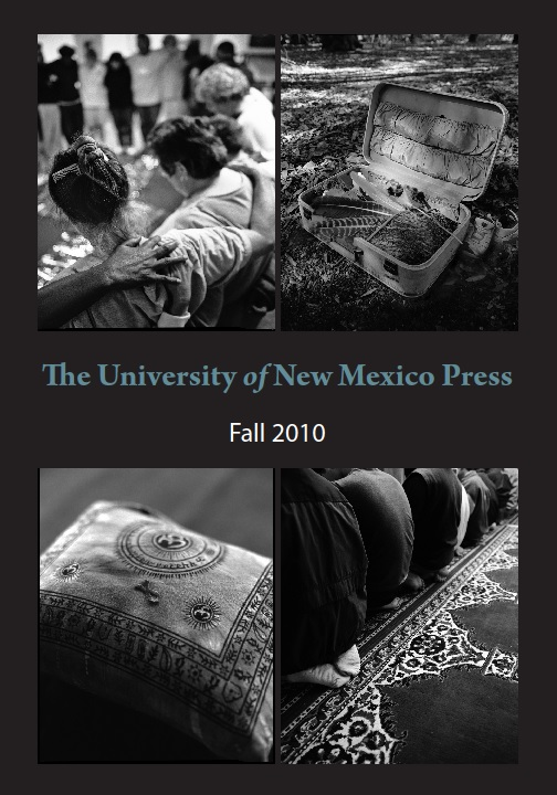 u of new mexico press fall 2010
