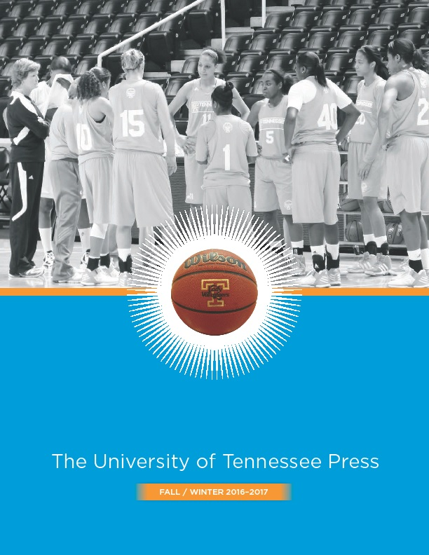 u of tennessee press fall winter 2016