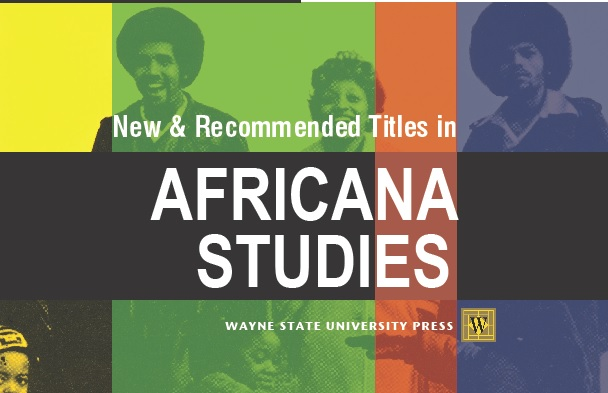 wayne state u press africana studies