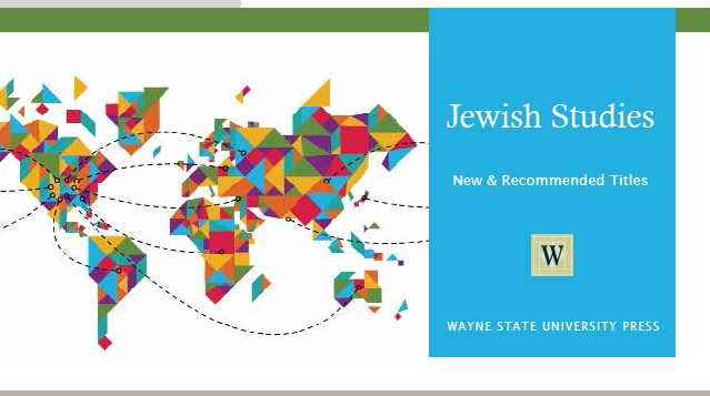 wayne state u press jewish studies