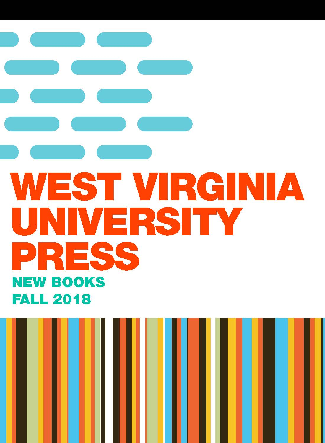 west virginia u press fall 2018